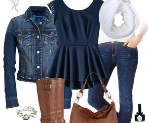 outfit, fashion, and football image