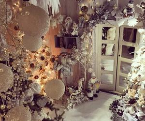 decoration, christmas, and Christmas time image