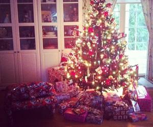 lights, christmas, and Christmas time image