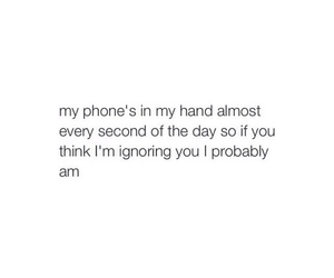 phone, funny, and true image
