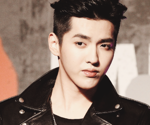 cute boy, handsome, and wufan image