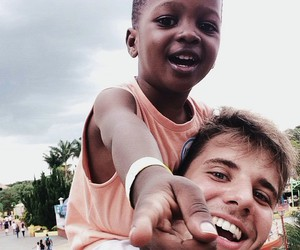 boy, brazilian, and kid image