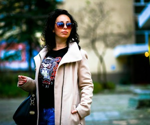 fashion blogger, street style, and fall outfit image
