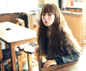 korean, lovely, and cute image