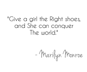 fashion, Marilyn Monroe, and text image