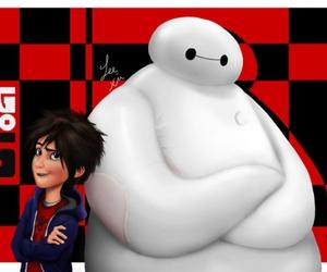 disney, hiro, and pixar image