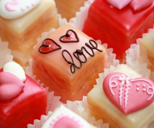 love, sweet, and candy image
