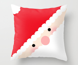 art, bed, and christmas image