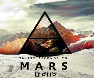 30 seconds to mars, music, and 30stm image