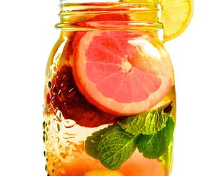 drink, fruit, and inspiration image
