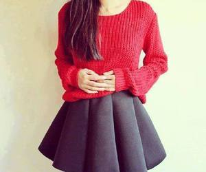 beautiful, fashion, and clothes image