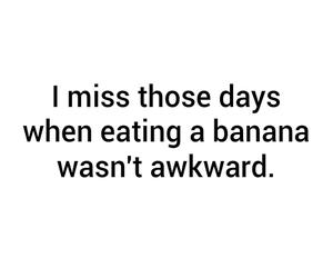 banana, awkward, and lol image