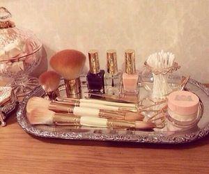 luxury, make up, and Brushes image