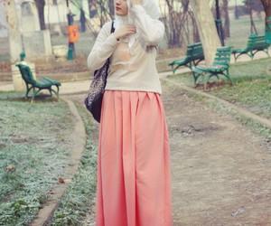 girl, islam, and muslimgirl image