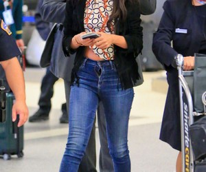 fashion, outfit, and selena gomez image