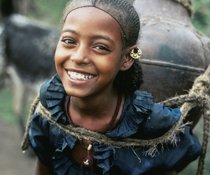 girl, culture, and ethiopia image