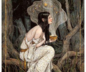 tarot and art image