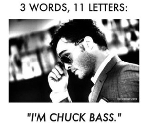 chuck bass, gossip girl, and sexy image