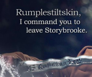 belle, once upon a time, and quote image