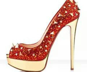 louboutin, shoes, and beautiful image