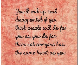 disappointed, true, and heart image