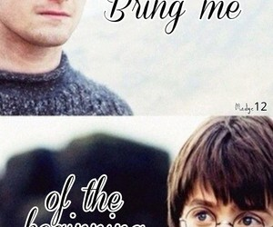 always, daniel radcliffe, and harry potter image