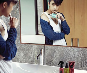 wooyoung and 2PM image
