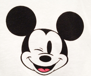 disney and mickey mouse image