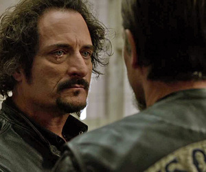 sons of anarchy, kim coates, and final ride image