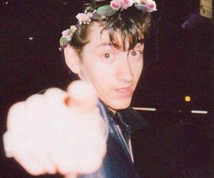 alex turner, arctic monkeys, and grunge image