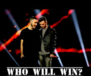 the final, who will win?, and madh image