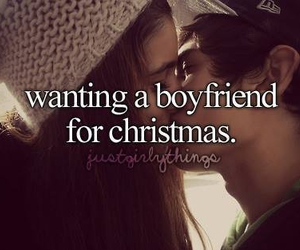 christmas, boyfriend, and love image