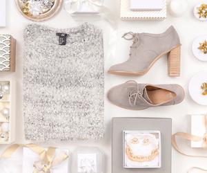 H&M, winter, and cute image