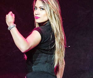 boss, ally brooke, and reflection image