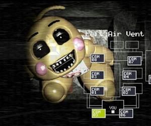 vent, fnaf, and new chica image