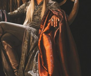 lord of the rings, the hobbit, and thranduil image