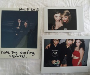 lorde and Taylor Swift image