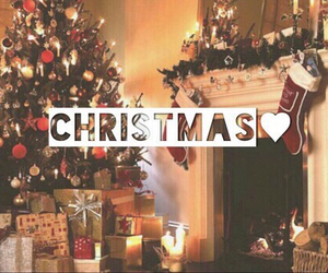 christmas, decorations, and love image