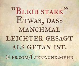 Bleib Stark!   Sprüche Bilder / Zitate Bilder Und Alles Was Zum Nachdenken  Und Lachen Anregt   Spruchbilder.com
