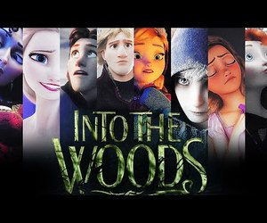 anna, the big four, and into the woods image