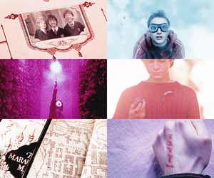 chamber of secrets, harry potter, and hermione image