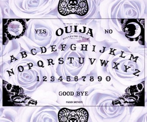 ouija, wallpaper, and pastel image
