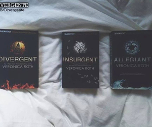 books, saga, and insurgent image