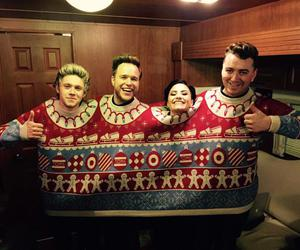 niall horan, demi lovato, and sam smith image