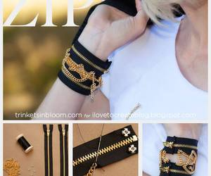 diy, accessories, and tutorial image