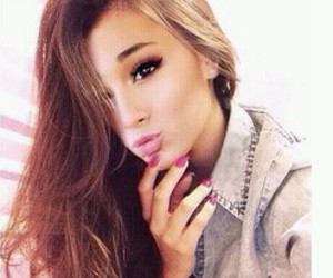 beautiful, picedit, and arianagrande image