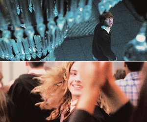 harry potter, granger, and hermione image