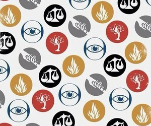 divergent, factions, and amity image