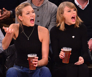 Taylor Swift, Karlie Kloss, and bff image