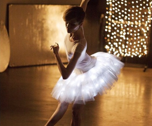 ballet and light image